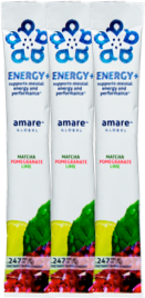 Amare Energy Samples